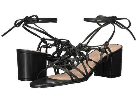 Incaltaminte Femei LFL by Lust For Life Simple Black Leather