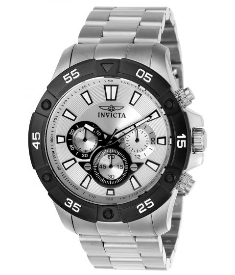 Ceasuri Barbati Invicta Watches Invicta Mens Pro Diver Quartz Stainless Steel Casual Watch ColorSilver-Toned (Model 22788) SilverSilver