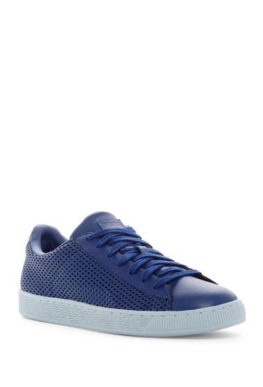 Incaltaminte Barbati PUMA Basket Classic Summer Shade Sneaker BLUE