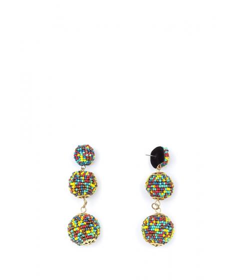 Bijuterii Femei CheapChic Bead You To It Ball Earrings Multi