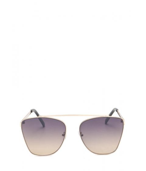 Accesorii Femei CheapChic Chic n Sleek Brow Bar Sunglasses Browngold