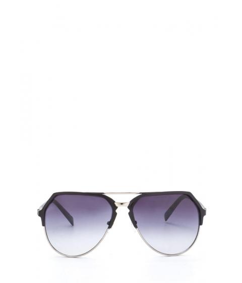 Accesorii Femei CheapChic On The Go Top Bar Sunglasses Blacksilver