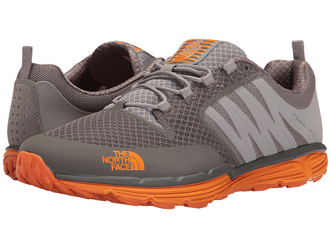 Incaltaminte Barbati The North Face Litewave TR II Dark Gull GreyExuberance Orange (Prior Season)