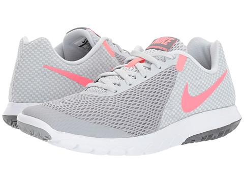 Incaltaminte Femei Nike Flex Experience RN 6 Wolf GreyHot PunchPure Platinum