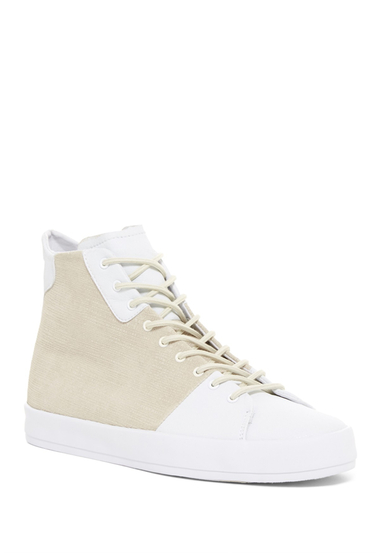 Incaltaminte Barbati Creative Recreation Carda High-Top Sneaker VINTAGE WHITE