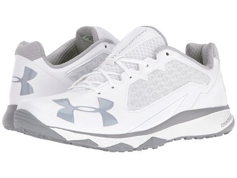 Incaltaminte Barbati Under Armour UA Deception Trainer WhiteWhite