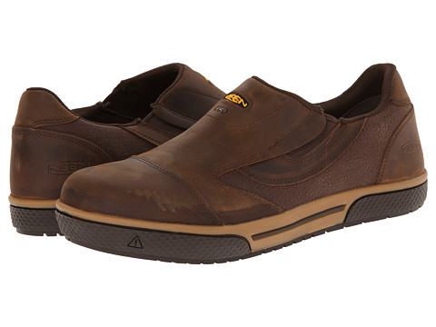 Incaltaminte Barbati Keen Destin Slip-on Cascade Brown