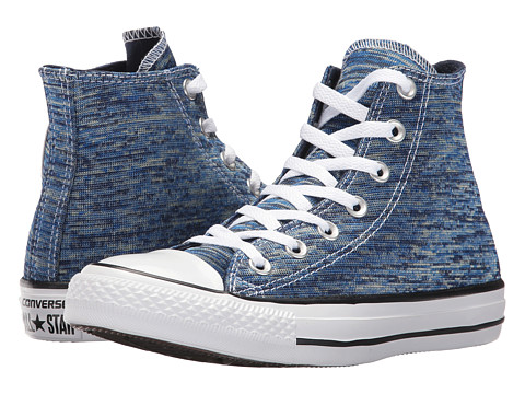 Incaltaminte Femei Converse Chuck Taylor All Star - Hi Midnight NavyBarely Volt