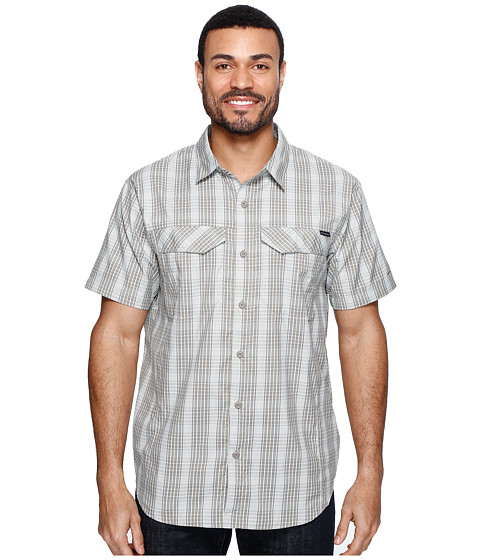 Imbracaminte Barbati Columbia Silver Ridge Lite Plaid Short Sleeve Shirt Kettle Plaid