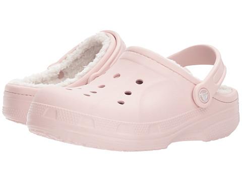 Incaltaminte Femei Crocs Ralen Lined Clog Cotton CandyOatmeal