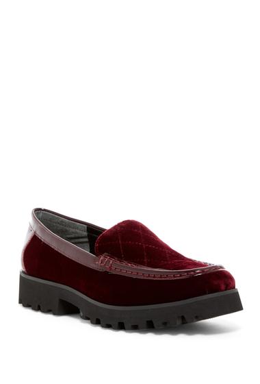Incaltaminte Femei Donald Pliner Renee Platform Loafer CURRANT