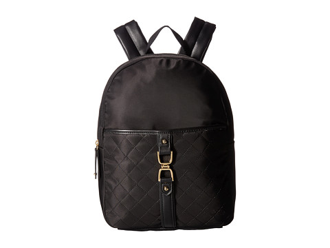 Genti Femei Tommy Hilfiger Thea Quilt Nylon Backpack Black