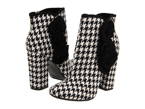Incaltaminte Femei Rocket Dog Walden Black Wide Houndstooth