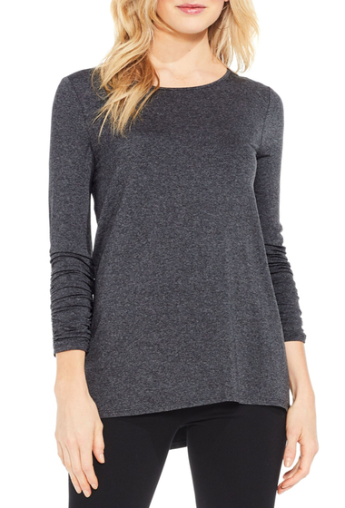 Imbracaminte Femei Vince Camuto Ruched Sleeve Top MEDHTHR GR