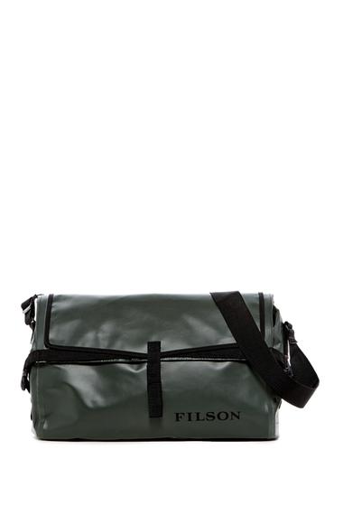 Genti Barbati Filson Dry Messenger Bag GREEN