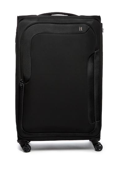 Genti Femei IT Luggage 31 Megalite Bold 8-Wheel Luggage BLACK