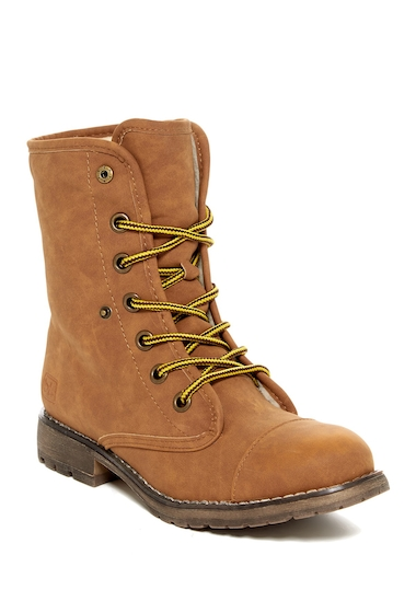 Incaltaminte Femei Dirty Laundry Raeven Faux Shearling Lined Boot CHAMOIS