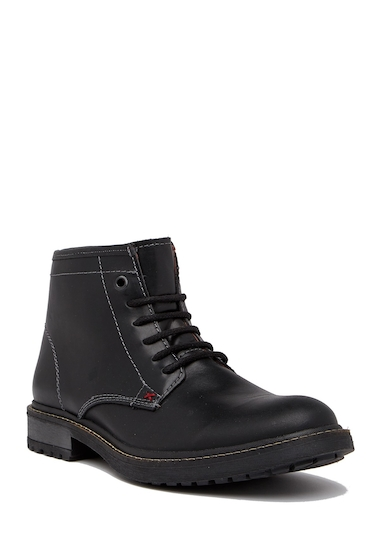 Incaltaminte Barbati GBX Paeton Lace-Up Boot BLACK