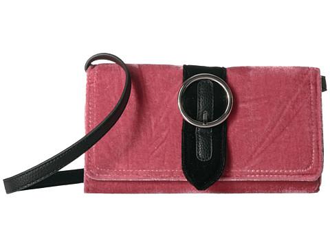 Genti Femei Sam Edelman Candace Velvet Wallet On A String Blush