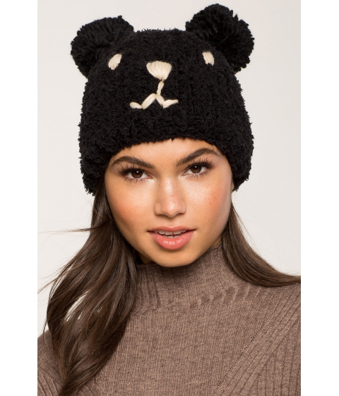 Accesorii Femei CheapChic Beary Cute Cozy Beanie Black