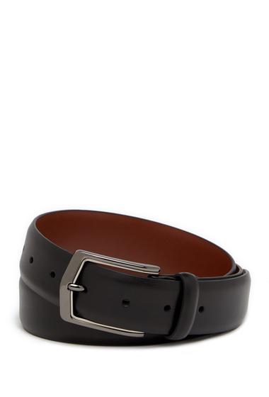Accesorii Barbati Original Penguin Leather Stretch Dress Belt BLK