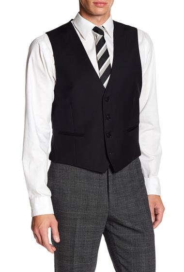 Imbracaminte Barbati Calvin Klein Wool Vest BLACK