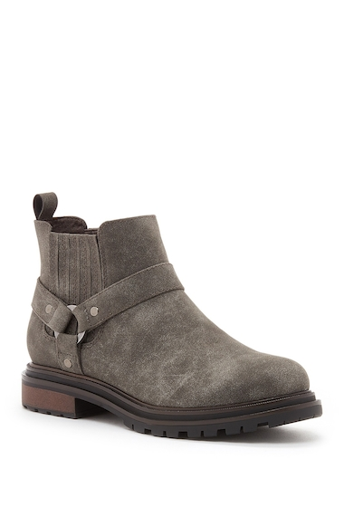 Incaltaminte Femei Rocket Dog Loki Faux Suede Ankle Boot CHARCOAL