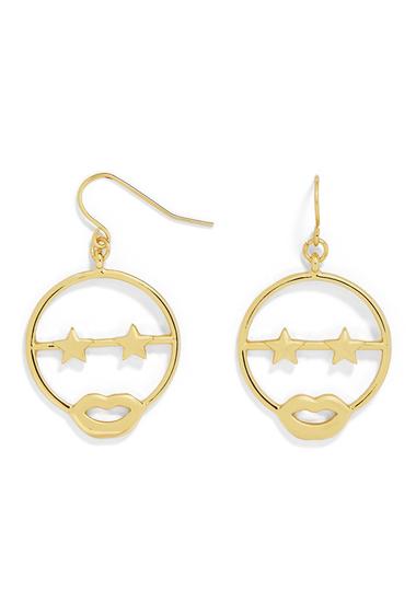 Bijuterii Femei BAUBLEBAR Avatar Drop Earrings GOLD