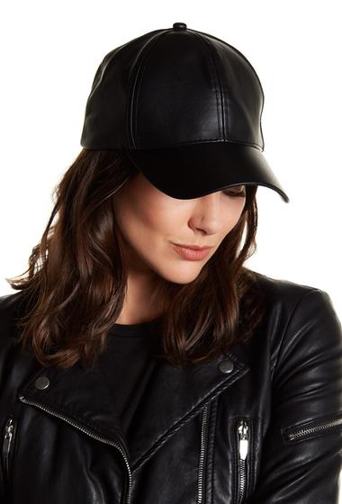 Accesorii Femei Free Press Star Embossed Cap BLACK