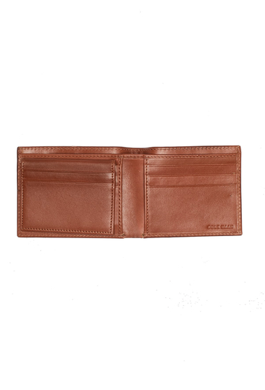 Accesorii Barbati Cole Haan Leather Billfold Removable Passcase Wallet BRITISH TAN