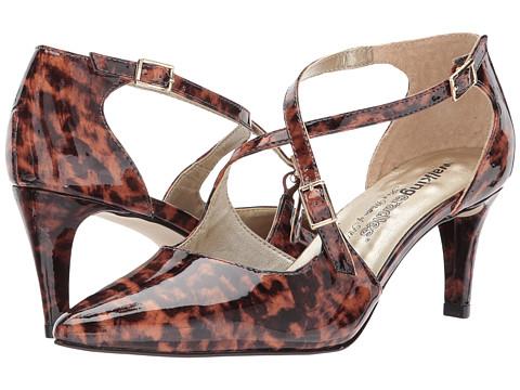 Incaltaminte Femei Walking Cradles Stella Leopard Patent