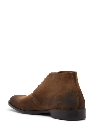 Incaltaminte Barbati Gordon Rush Jamison Suede Chukka Boot - Made in Italy TAUPE