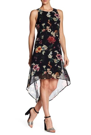 Imbracaminte Femei Karen Kane Floral Hi-Lo Dress PRT