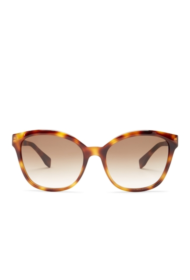 Ochelari Femei Fendi Womens Cat Eye Sunglasses 005L-CC