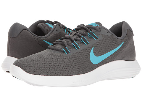 Incaltaminte Barbati Nike Lunar Converge Dark GreyChlorine BlueAnthraciteBlack