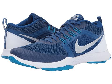 Incaltaminte Barbati Nike Zoom Domination TR Gym BlueMetallic SilverBinary Blue