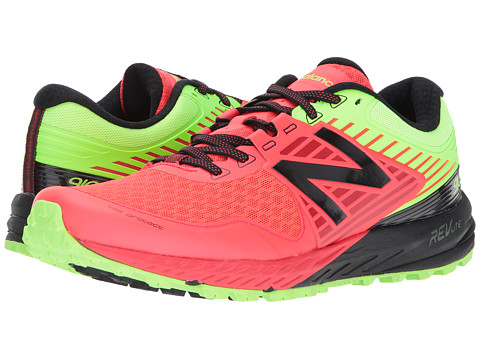 Incaltaminte Barbati New Balance 910 V4 Energy RedEnergy Lime
