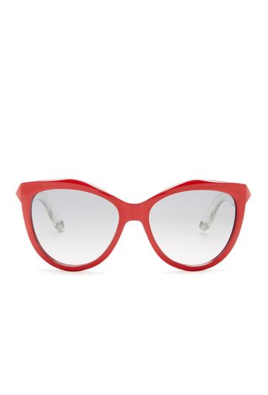 Ochelari Femei Givenchy Womens 55mm Cat Eye Acetate Frame Sunglasses 0PU4-VK
