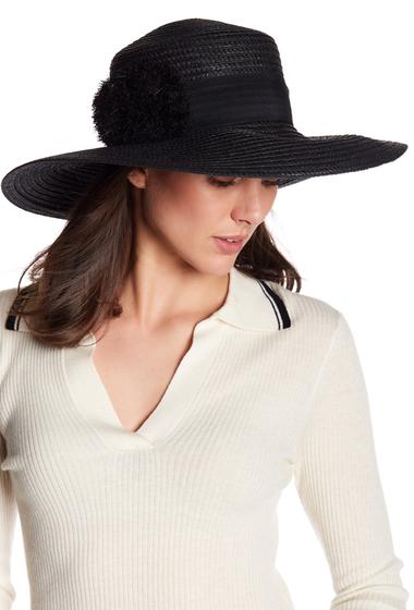 Accesorii Femei August Hats Vacation Ready Widebrim BLACK