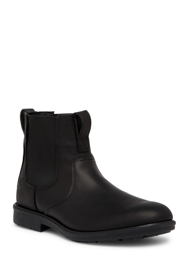 Incaltaminte Barbati Timberland Carter Chelsea Boot - Wide Width Available BLACK