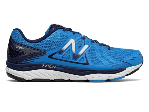 Incaltaminte Barbati New Balance Mens New Balance 670v5 Blue with Black