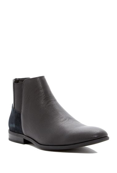 Incaltaminte Barbati Calvin Klein Larry Chelsea Boot BLACK