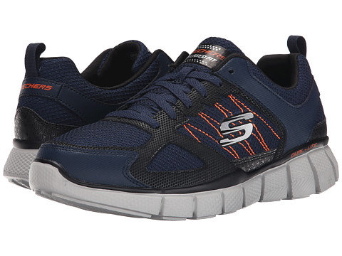 Incaltaminte Barbati SKECHERS Equalizer 20 On Track NavyOrange