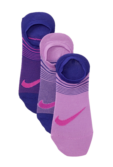Accesorii Femei Nike Lightweight Footie Socks - Pack of 3 924 MLTCLR