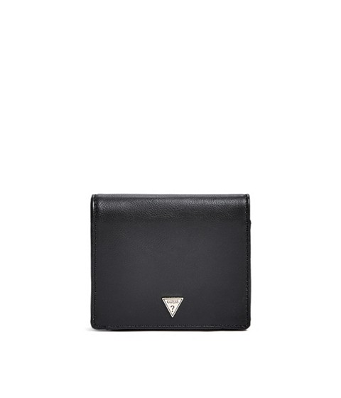 Accesorii Femei GUESS Hartley French Wallet black