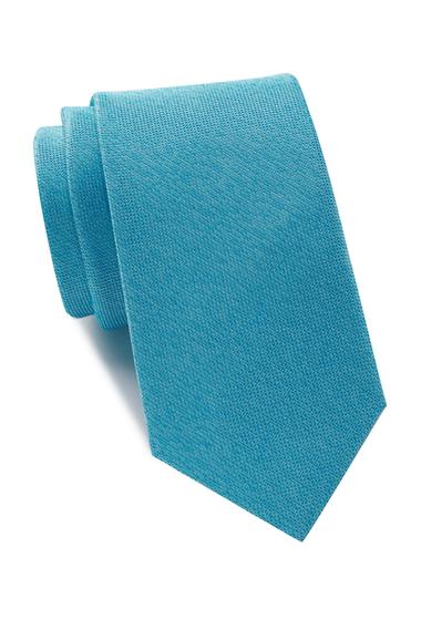 Accesorii Barbati 14th Union Wostak Solid Tie LT BLUE