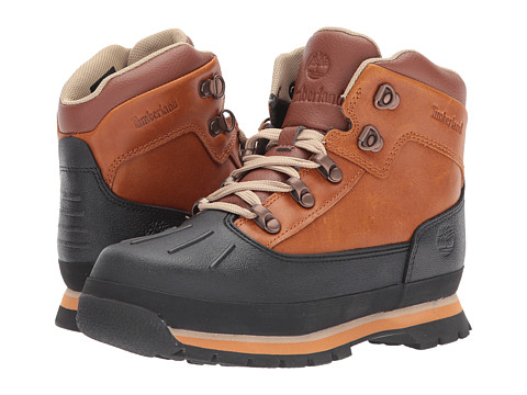 Incaltaminte Fete Timberland Euro Hiker Shell Toe (Big Kid) Claypot