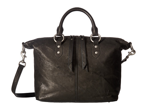 Genti Femei Frye Veronica Satchel Black Antique Soft Vintage