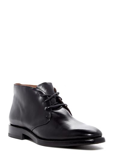 Incaltaminte Barbati Frye Weston Suede Chukka Boot BLACK