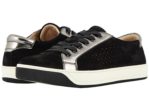 Incaltaminte Femei Johnston Murphy Emerson Perfed Black Suede
